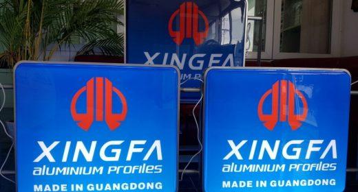 Nhôm Xingfa tem đỏ Quảng Đông